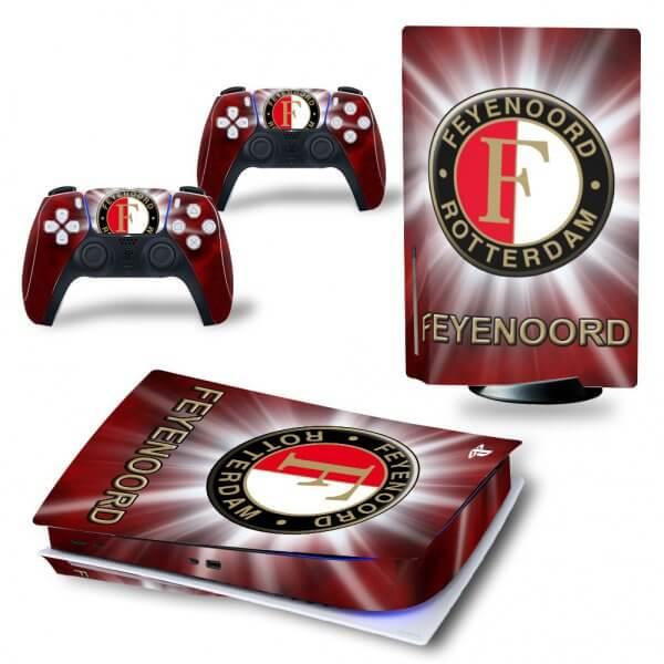 Feyenoord Rotterdam - PS5 Skin
