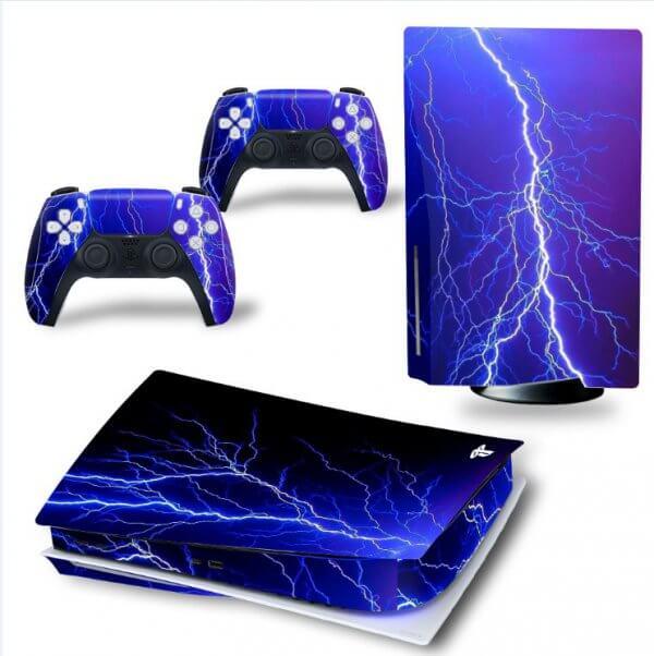 Thunder - PS5 Skin