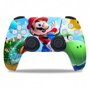 Mario PS5 controller sticker