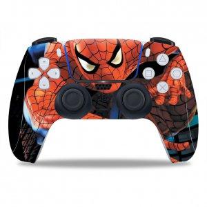 Spiderman PS5 controller sticker
