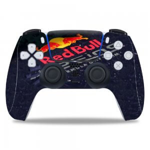 Red Bull Ps5 controller skin